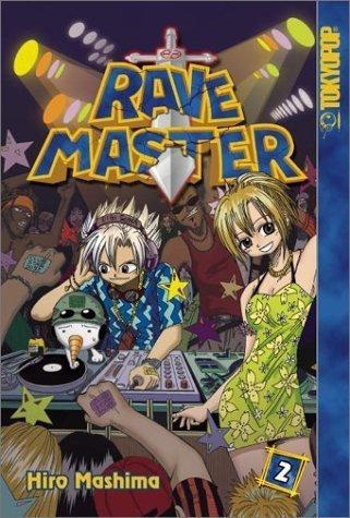 Rave Master, Volume 02 cover