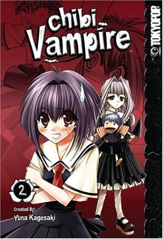 Chibi Vampire, Volume 02 cover