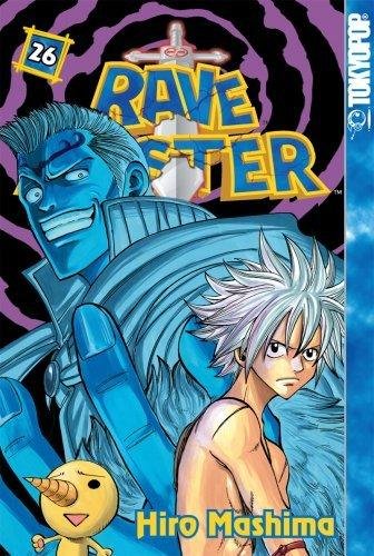 Rave Master, Volume 26 cover