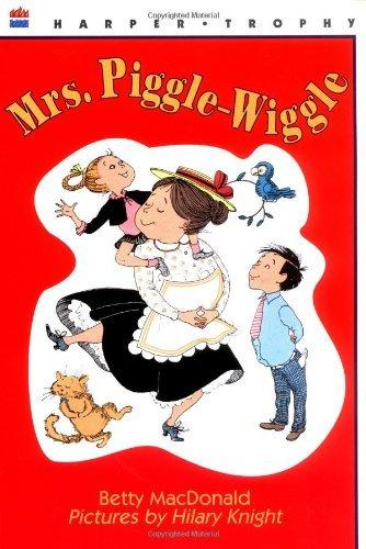 Mrs. Piggle-Wiggle cover