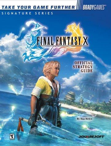 Final Fantasy X: Official Strategy Guide cover