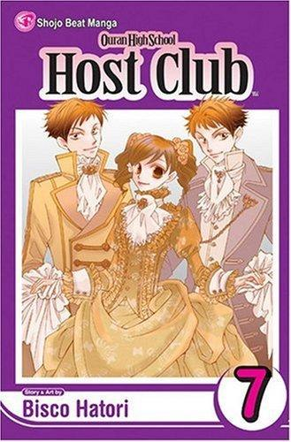 Ouran High School Host Club, Volume 07 cover