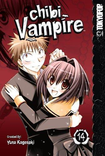 Chibi Vampire, Volume 14 cover