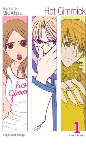 Hot Gimmick, VIZBIG Edition, Volume 1 cover
