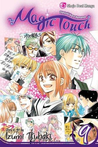 Magic Touch, Volume 9 cover