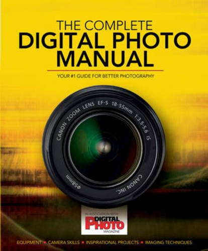 The Complete Digital Photo Manual cover