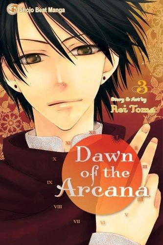 Dawn of the Arcana, Volume 03 cover