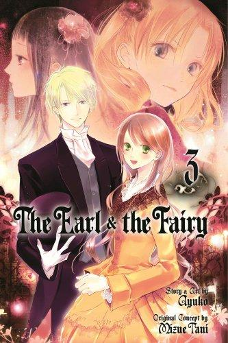 The Earl and The Fairy, Volume 3 cover