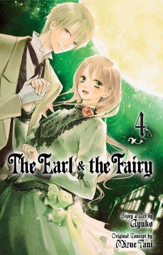 The Earl and The Fairy, Volume 4 cover