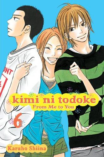 Kimi Ni Todoke: From Me to You, Volume 06 cover