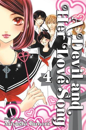 A Devil and Her Love Song, Volume 04 cover