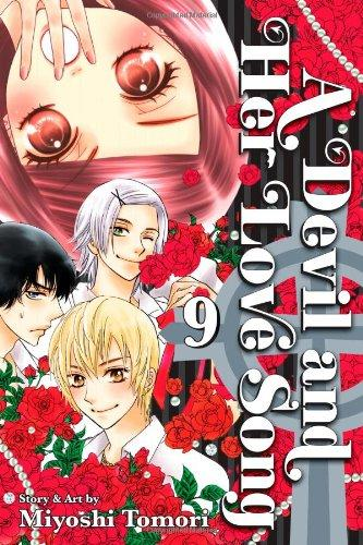 A Devil and Her Love Song, Volume 09 cover
