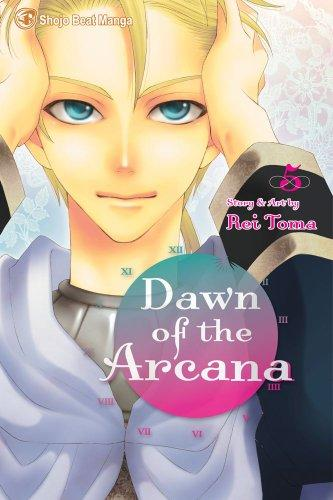 Dawn of the Arcana, Volume 05 cover
