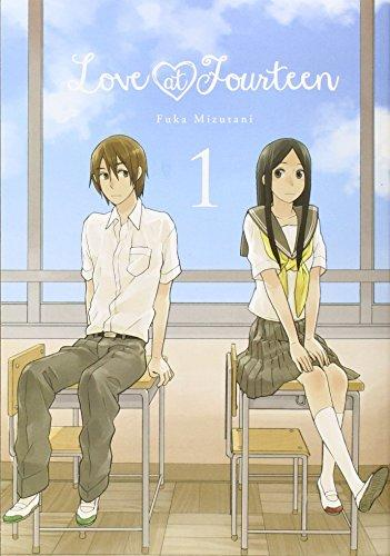Love at Fourteen, Volume 01 cover
