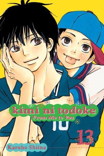 Kimi Ni Todoke: From Me to You, Volume 13 cover