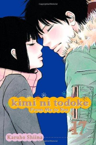 Kimi Ni Todoke: From Me to You, Volume 17 cover