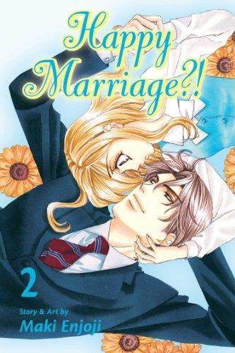 Happy Marriage?!, Volume 02 cover