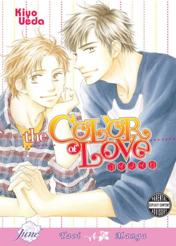 The Color of Love cover