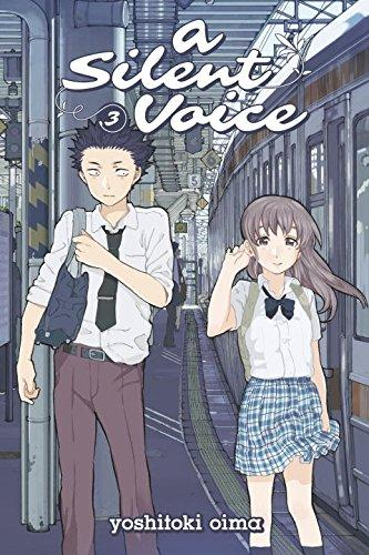 A Silent Voice, Volume 03: Are You Afraid of Her? cover