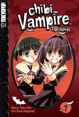 Chibi Vampire: The Novel, Volume 07 cover