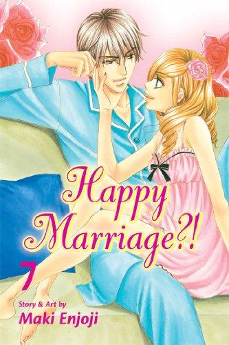 Happy Marriage?!, Volume 07 cover