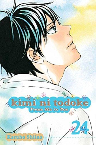 Kimi Ni Todoke: From Me to You, Volume 24 cover