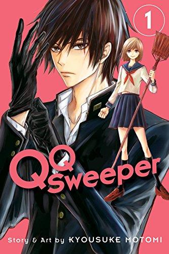 QQ Sweeper, Volume 01 cover