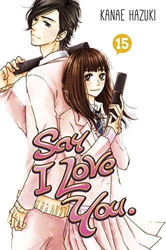 Say I Love You., Volume 15: Lost and Found cover
