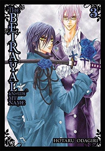 The Betrayal Knows My Name, Volume 03 cover