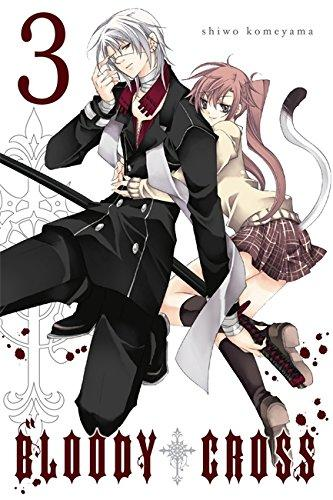 Bloody Cross, Volume 03 cover