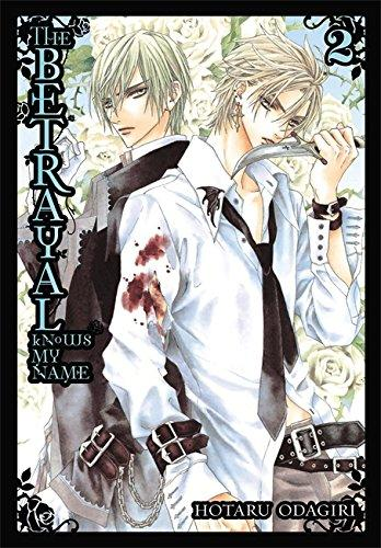 The Betrayal Knows My Name, Volume 02 cover