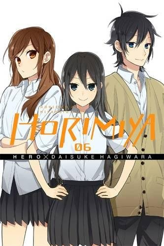 Horimiya, Volume 06 cover