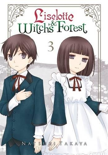 Liselotte & Witch's Forest, Volume 03 cover