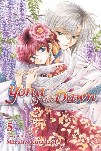 Yona of the Dawn, Volume 05 cover