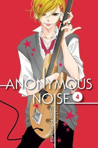 Anonymous Noise, Volume 04 cover