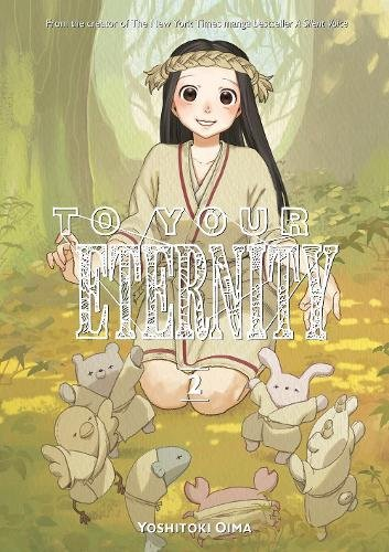 To Your Eternity, Volume 02 cover