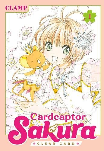 Cardcaptor Sakura: Clear Card, Volume 01: New Cards, New Adventures! cover