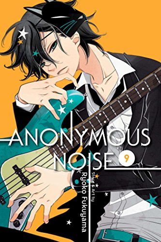 Anonymous Noise, Volume 09 cover