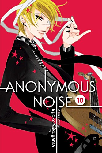 Anonymous Noise, Volume 10 cover