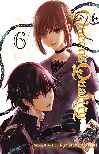 Queen's Quality, Volume 06 cover