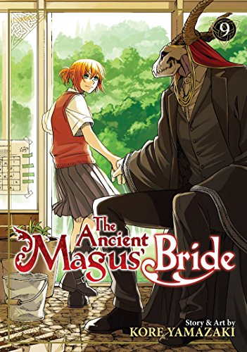 The Ancient Magus' Bride, Volume 09: A Deal With the Devil cover