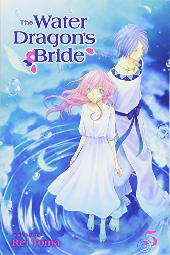 The Water Dragon's Bride, Volume 05 cover