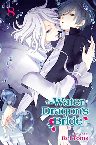 The Water Dragon's Bride, Volume 08 cover