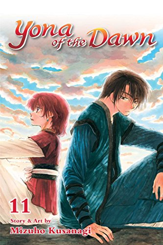 Yona of the Dawn, Volume 11 cover