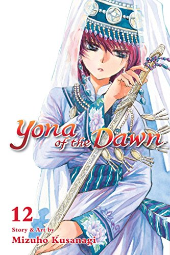 Yona of the Dawn, Volume 12 cover