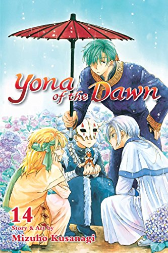Yona of the Dawn, Volume 14 cover