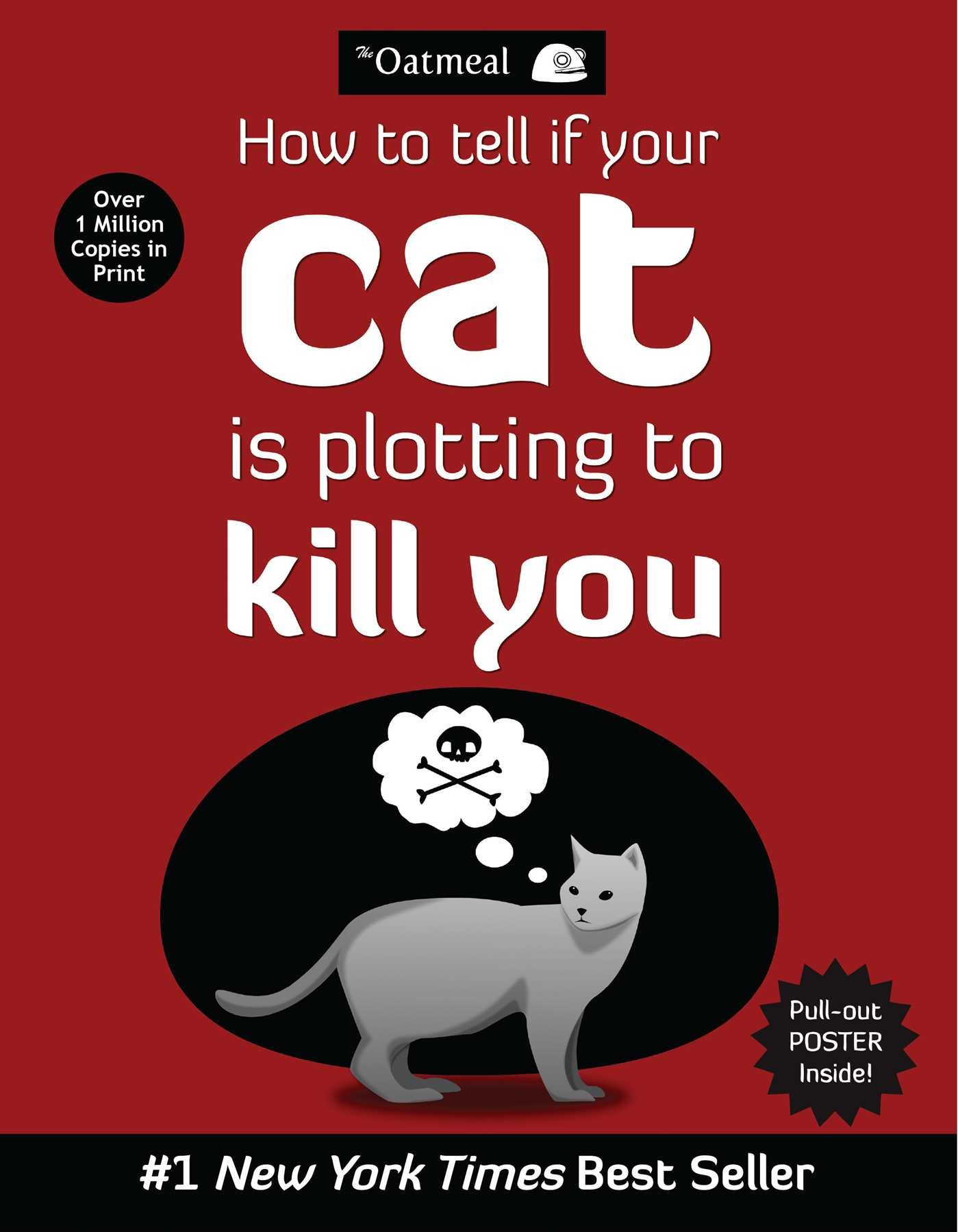 How to Tell If Your Cat Is Plotting to Kill You cover