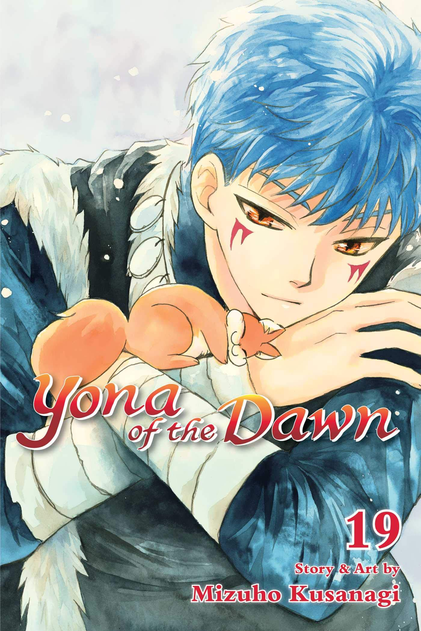 Yona of the Dawn, Volume 19 cover