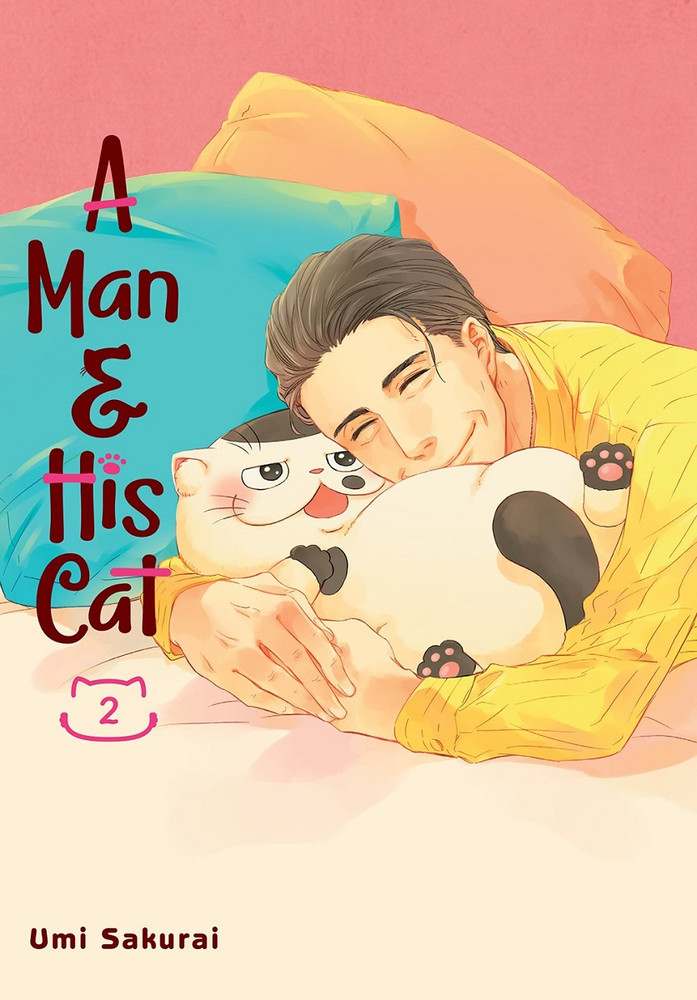 A Man and His Cat, Volume 02 cover