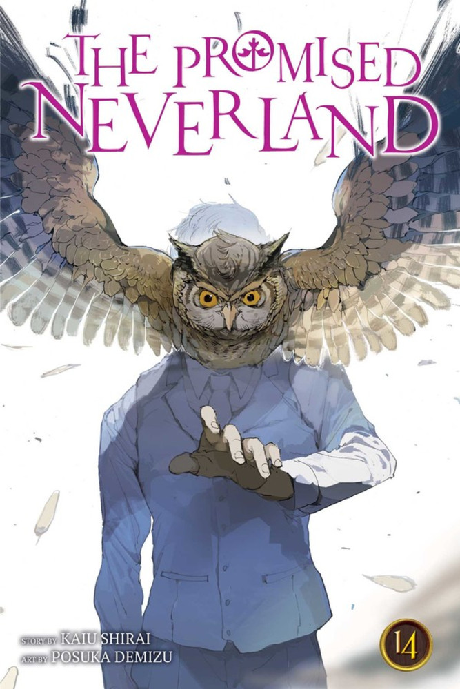 The Promised Neverland, Volume 14 cover